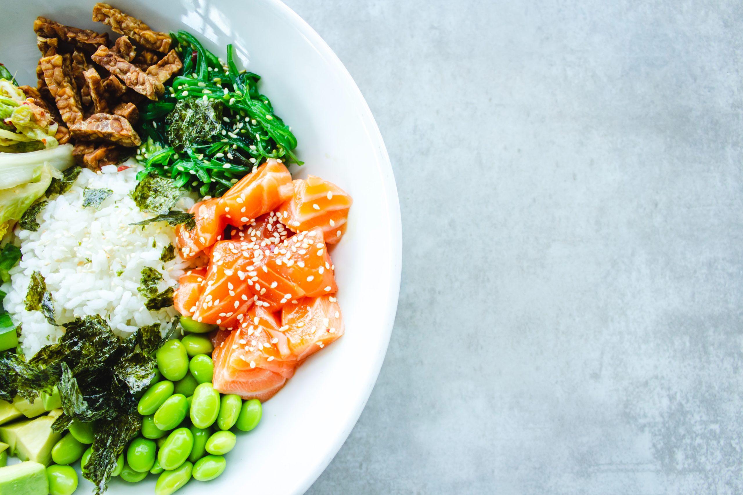 Gesund essen — kalorienarme Gerichte, die einfach zu kochen sind